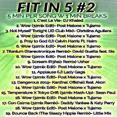 Fit in 5 #2