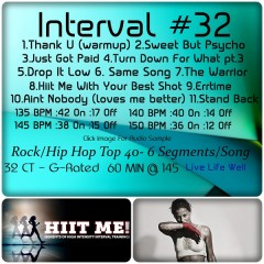 Interval/HIIT
