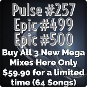 MegaMix 3 Pack