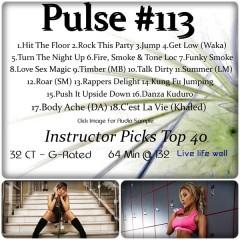 PULSE113