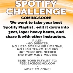 Spotify Challenge