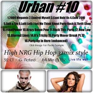 URBAN 10