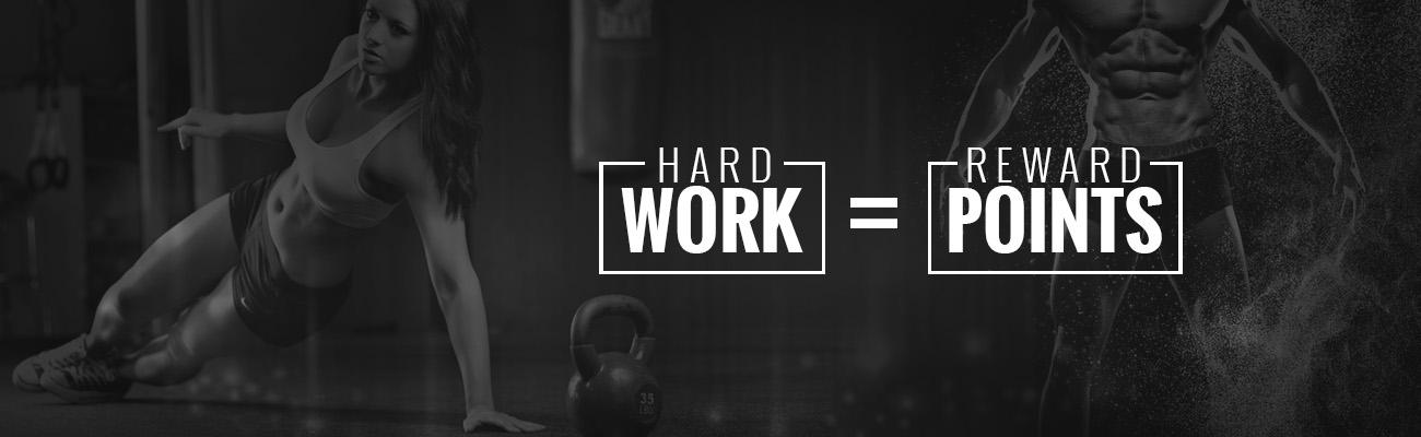HardWork RewardPoints